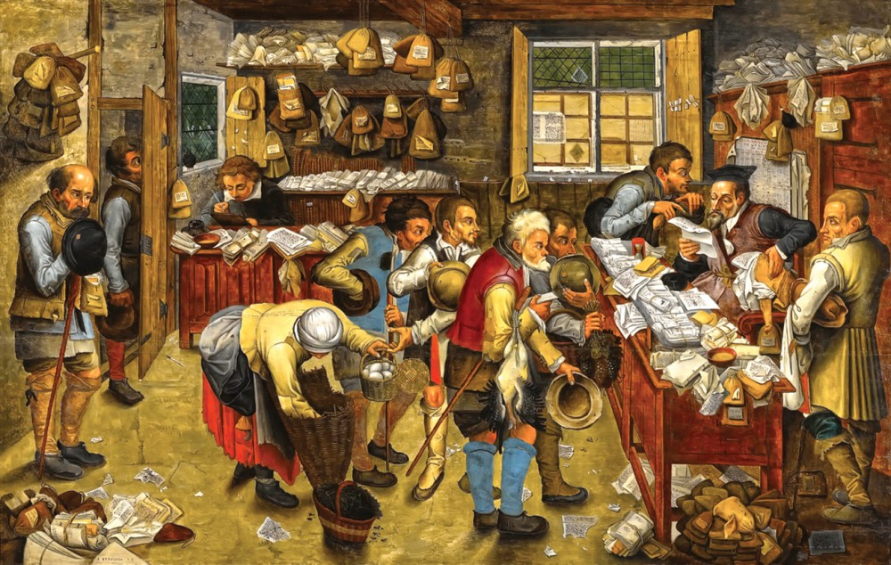 pieter bruegel the elder essay News and exhibitions including pieter bruegel the elder  same composition attributed to pieter brueghel the younger the essay serves as a reminder of.