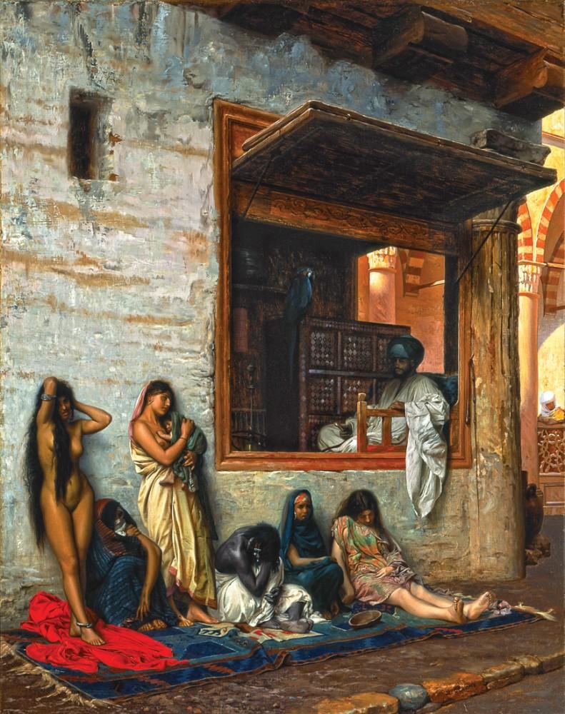 Рабыня на рынке фото 3 фотография