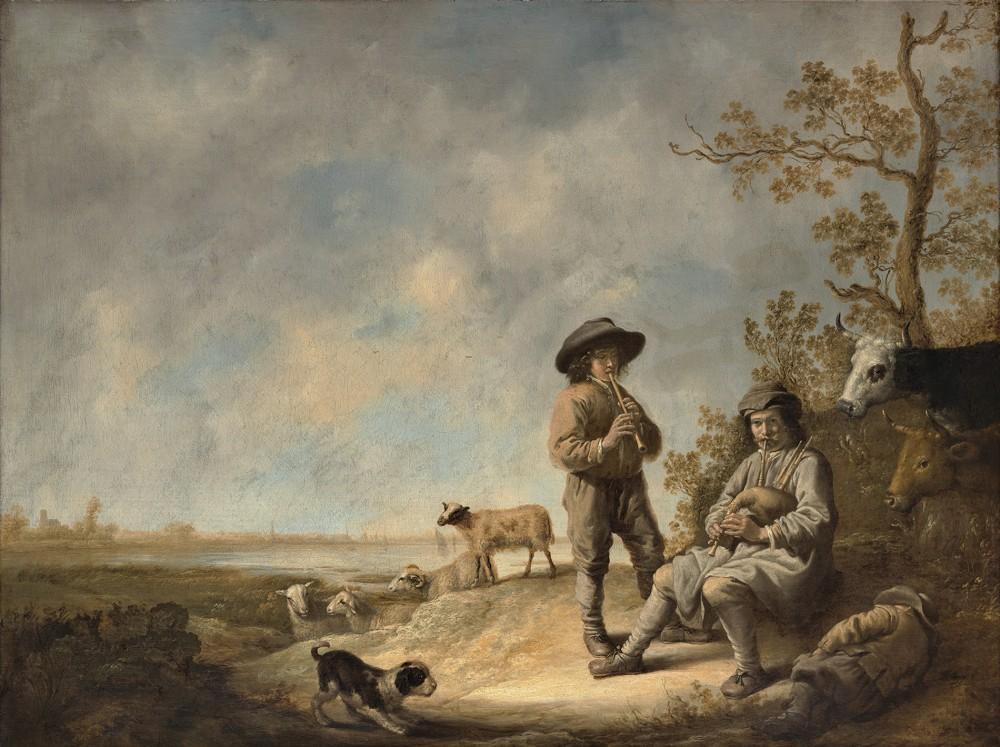картинки пастухов и пастушек ответственностью